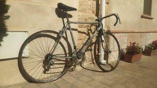 bicicleta ciclismo carreras antigua años70 peliser