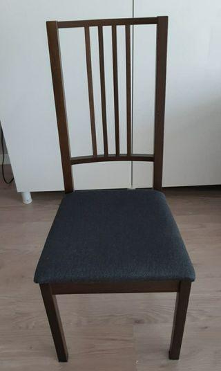 silla de Ikea para el salón (2 sillas 20€)