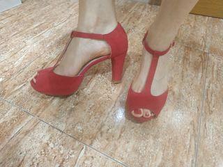 Zapatos tacón cómodos