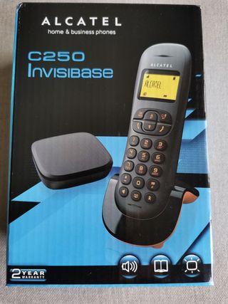 Teléfono inhalámbrico Alcatel