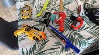 Kit power rangers