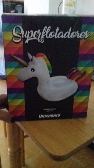 Flotador de unicornio