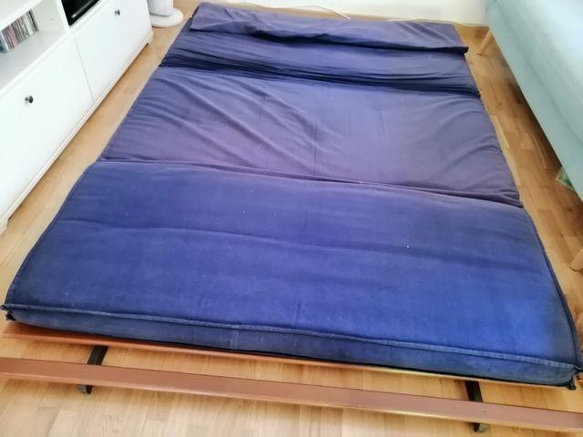 Sofa cama tipo tatami