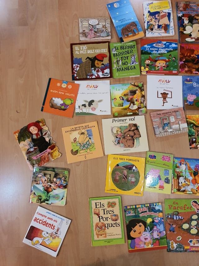 coleccion de cuentos variados