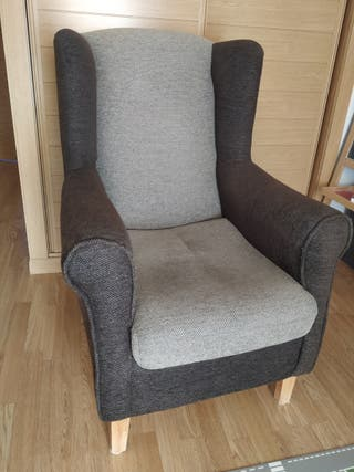 Sillón orejero / sillón lactancia