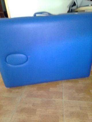 cama portátil para masajes