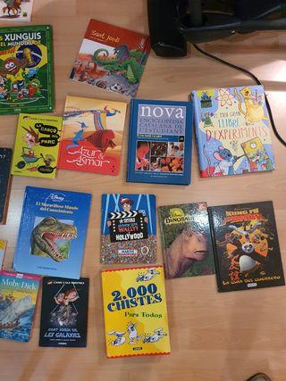cuentos y libros