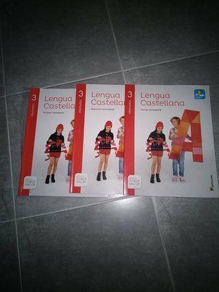libros de lengua 3de primaria