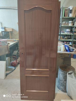puertas de paso e interior
