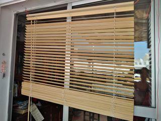 Persiana madera IKEA