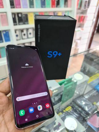 SAMSUNG S9 PLUS 64GB CON CAJA