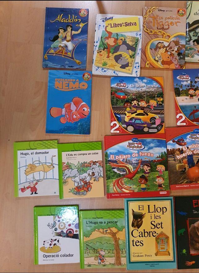 coleccion cuentos variados