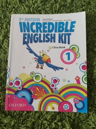 Incredible English Kit 1 class book 3 Edition