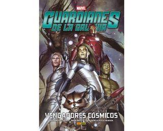 Comics Guardianes de la galaxia de marvel