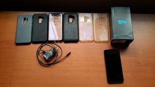 Samsung Galaxy S9 Plus 64Gb Azul (algo negociable)