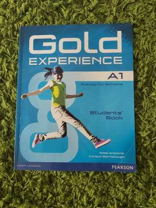Gold Experience A1 Students Book