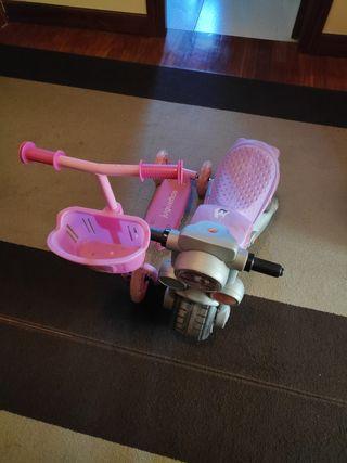 conjunto juguetes de niña