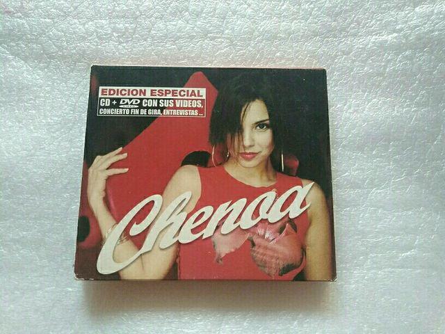 CD CHENOA + DVD