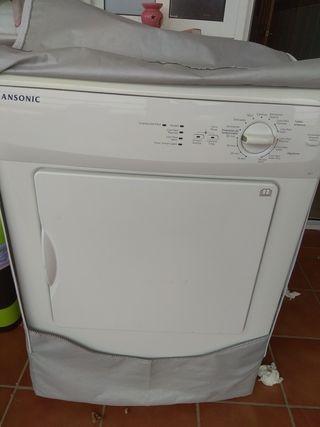 secadora ansonic + funda