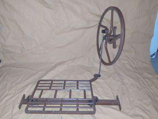 piezas de maquina de coser antigua