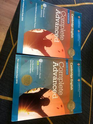 Libros C1 Cambridge advance