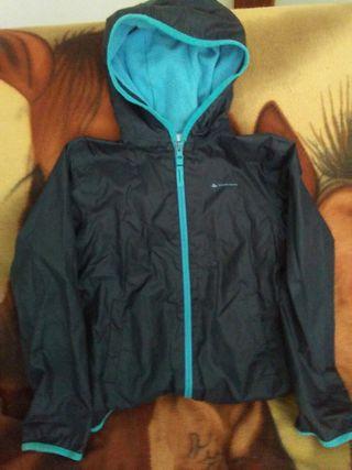 chaqueta quechua 8 años