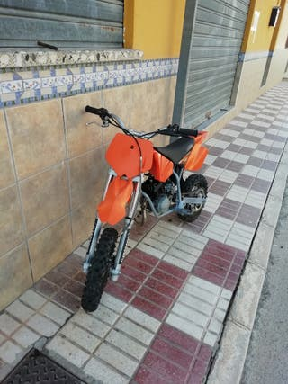 ktm 50cc senior adventure.