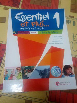 libro de texto francés 2 ESO