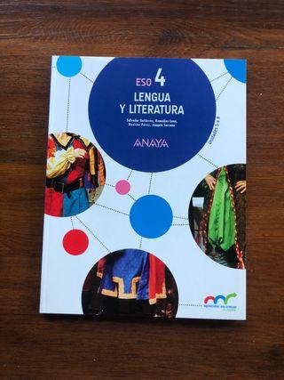Libros de texto 4 ESO