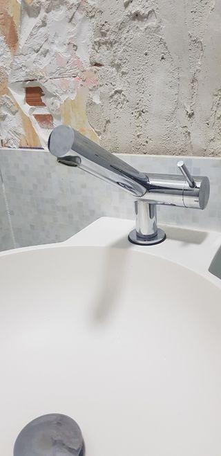 Grifo de lavabo y Bidet Cosmic