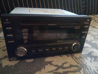 radio CD original KIA