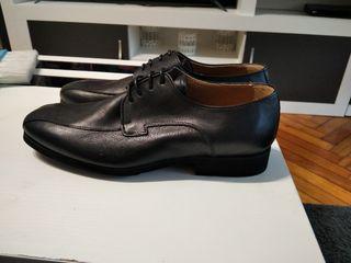 zapatos artesanos de piel talla 43
