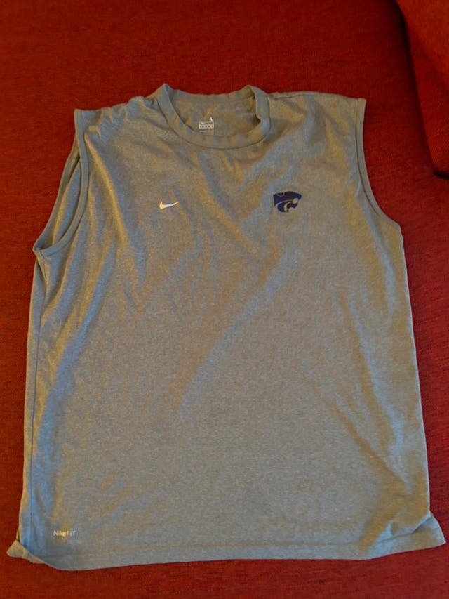 Camiseta ñs entreno Kansas State Univ