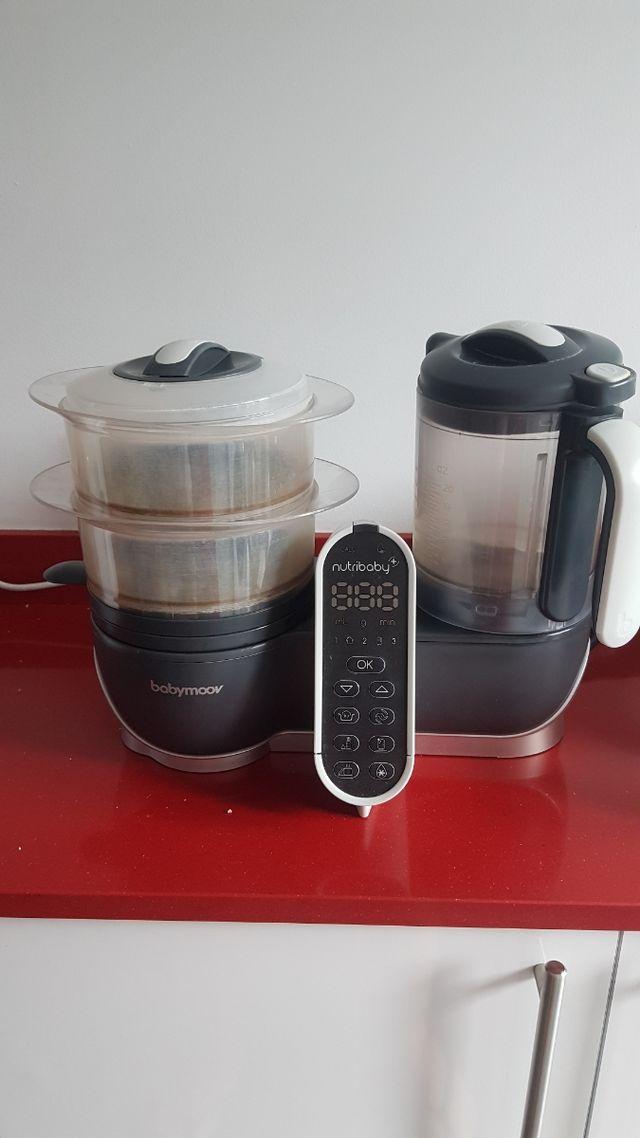 Robot de cocina infantil Babymoov