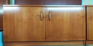 Mueble 2 puertas madera de Haya