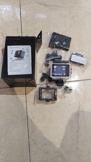 cámara de grabar videos y fotos
