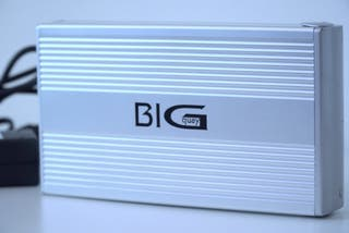 Disco externo 38Gb