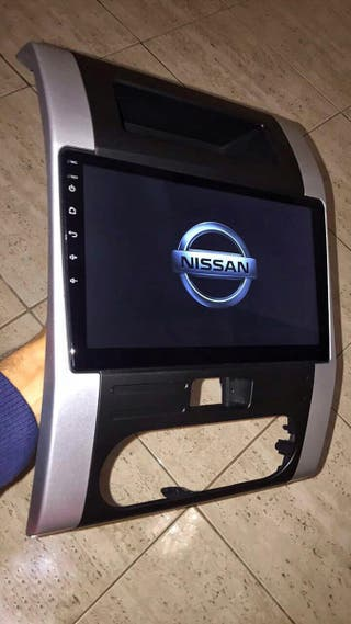 Radio gps Android Nissan Xtrail 2007-2015