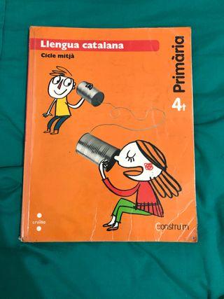 Llengua catalana cuarto primaria 4