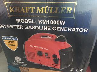 Nuevo generador Inverter 1.8kva