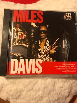 Miles David Cd Jazz Blues