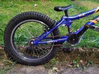 bicicleta trialsin
