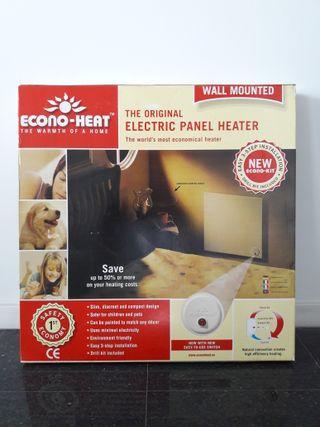 Econoheat calentador electrico 425w - NUEVO