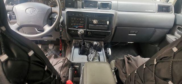 Toyota hdj80 1996