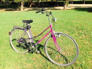 Bicicleta Gold-Rad años 80 freno contrapedal.