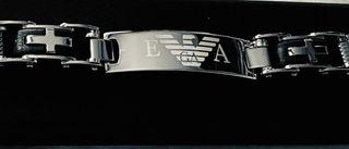 Men Designer Armani Bracelet Brand New