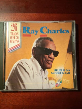 Ray Charlrs - Blues is my middle name