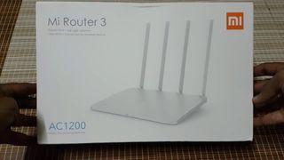 Xiaomi mi router 3 2.4/5ghz
