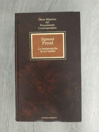 Libro La interpretación de los sueños de Freud