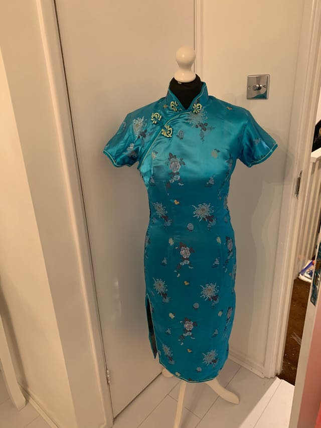 Traditional Chinese Dress - 100% genuine